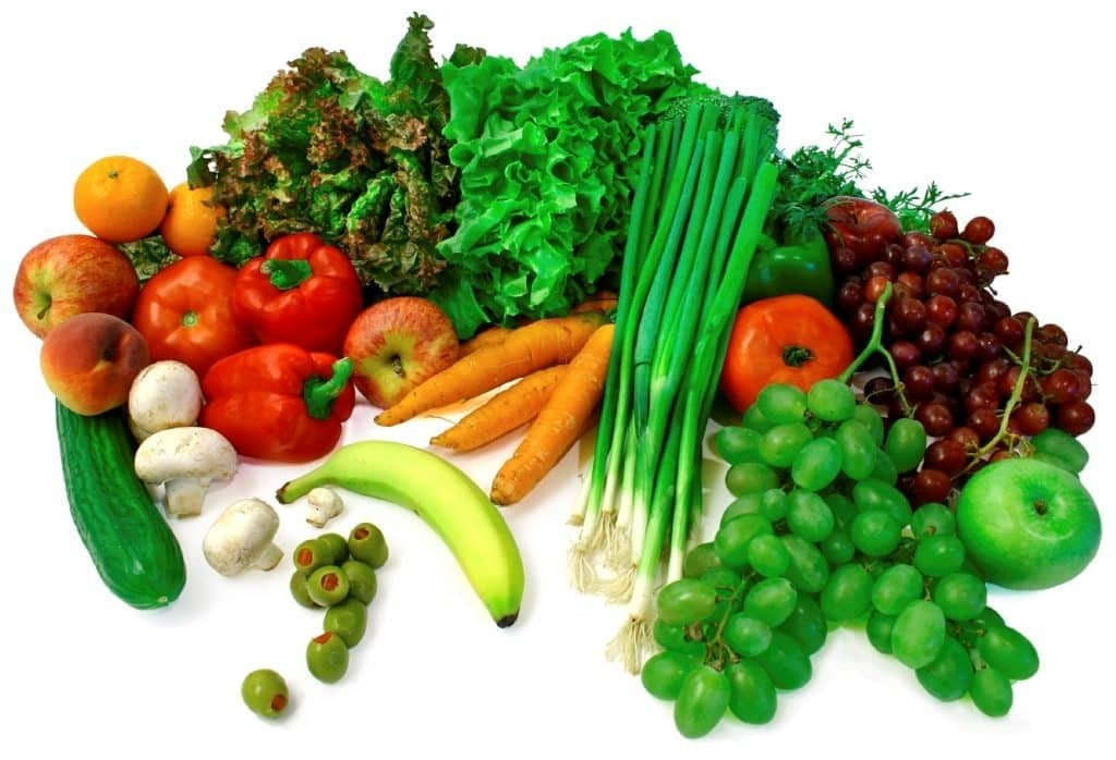 Naturally diuretic fruits and vegetables