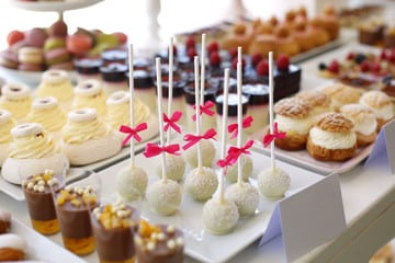 any kinds of desserts