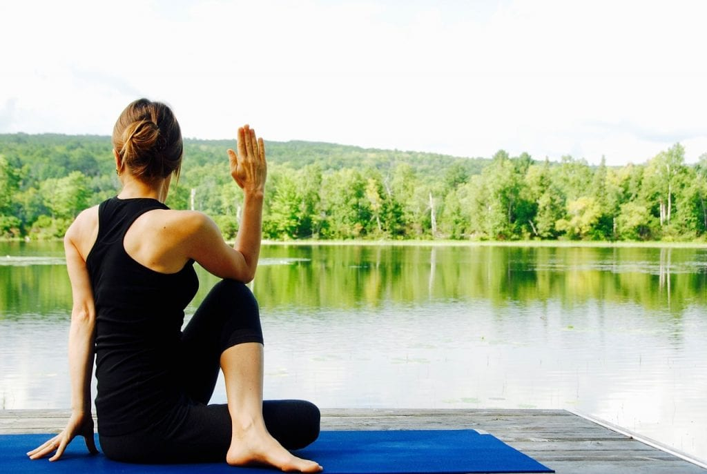 yoga outside 10 benefits of hot yoga that you must know