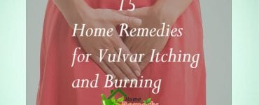 home remedies for vulvar itching and burning