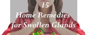 home remedies for swollen glands