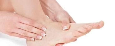 Numbness in hands and feet can be alleviated through massage