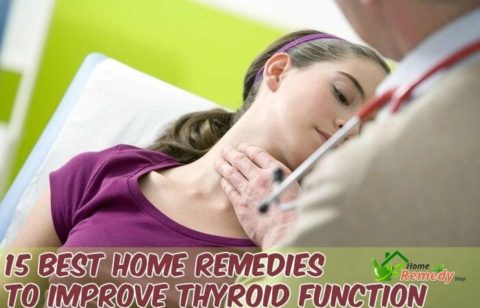 Consulting thyroid function