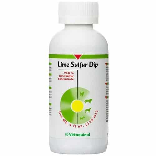 Lime Sulfur Dip Pet Itch Concentrate