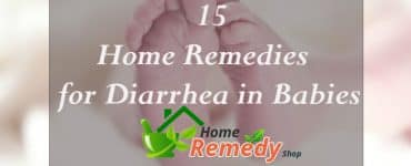 home remedies for diarrhea in babies