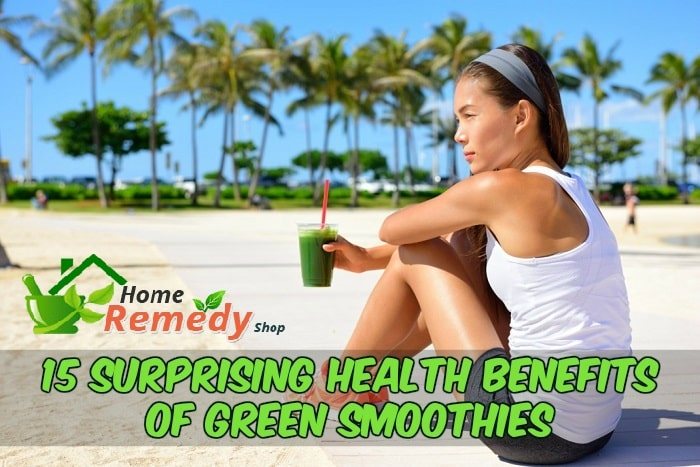 benefits of green smoothies