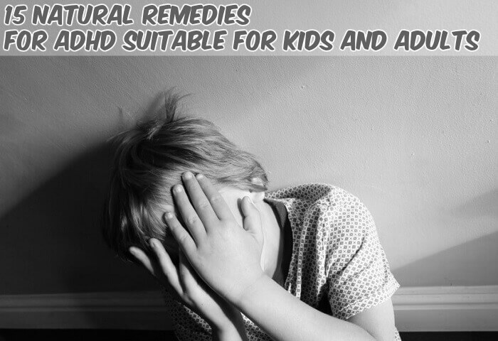 child with adhd caption home remedies
