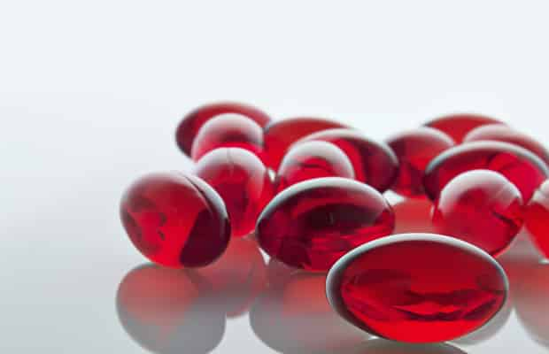 krill oil capsules supplements