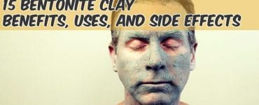 man bentonite clay mask