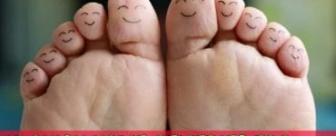 happy feet with caption home remedies for blisters on feet