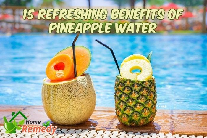 pineapple water
