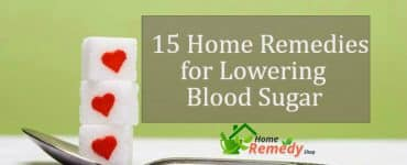 home remedies for lowering blood sugar