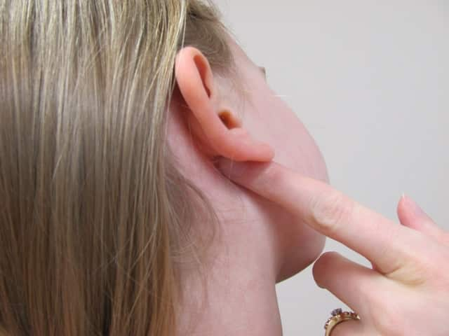 Home Remedies For Lump Behind Ear