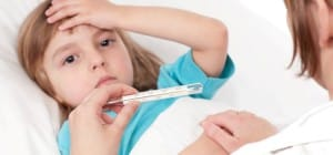Is you child coming down with fever? There are many home remedies to help with that.