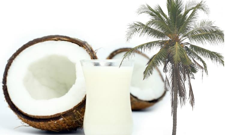 DIY: Homemade Coconut Milk Deep Conditioner - Home Remedies - Natural ...