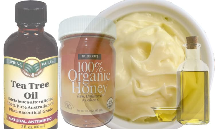 Making Deep Conditioner Natural Hair