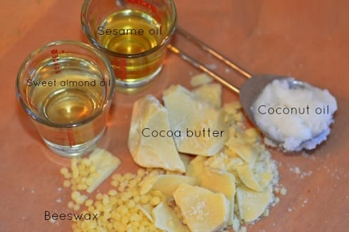 Homemade Body Butter for Extra Dry Skin