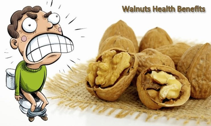 how to eat walnuts daily