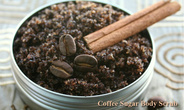 DIY: Homemade Coffee Sugar Body Scrub - Home Remedies - Natural ...