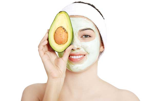 Avocado-and-Honey-Mask