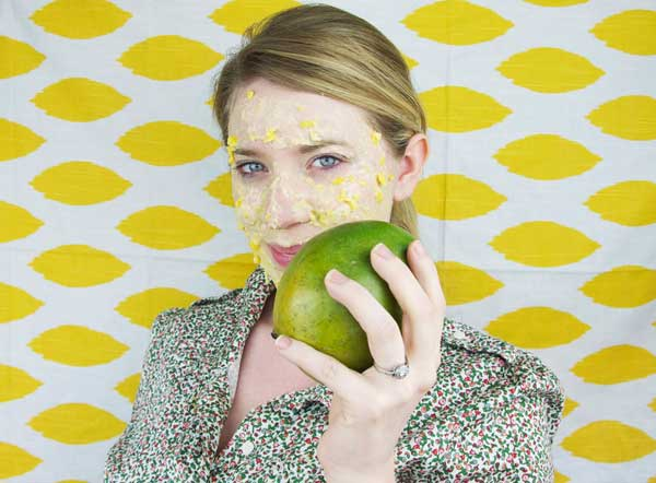 Delicious-Mango-Face-Mask
