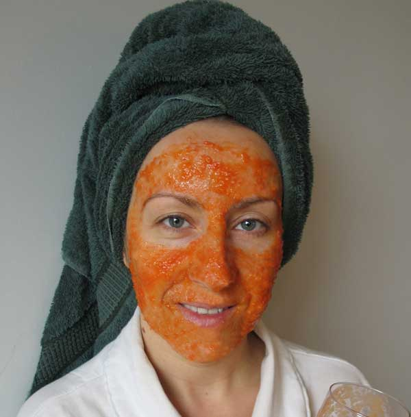 Papaya-Antioxidant-Mask