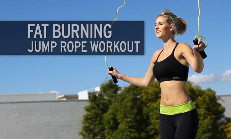 Jumping Rope- An Easy Home Cardio Workout to Lose Weight ...
