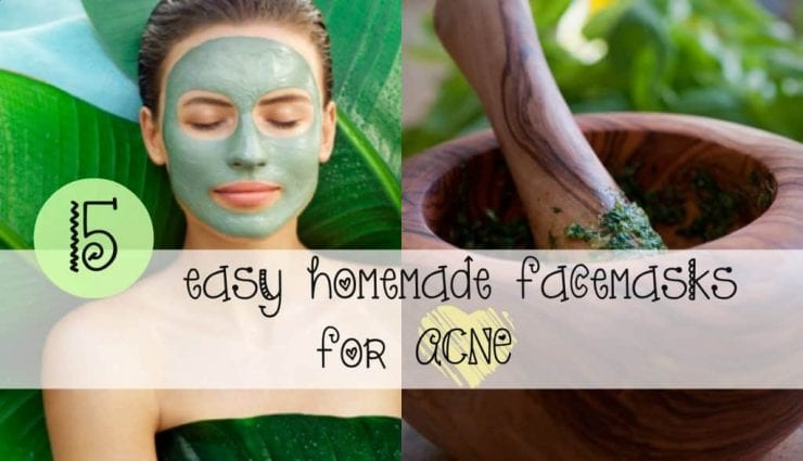 15 easy diy homemade face masks for acne home remedies solutioingenieria Gallery