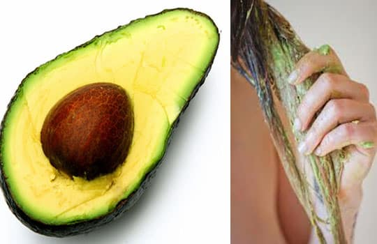 how to repair damaged hair at home avocado hair mask