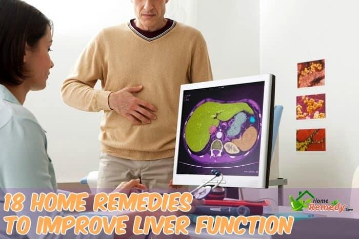 liver function exam