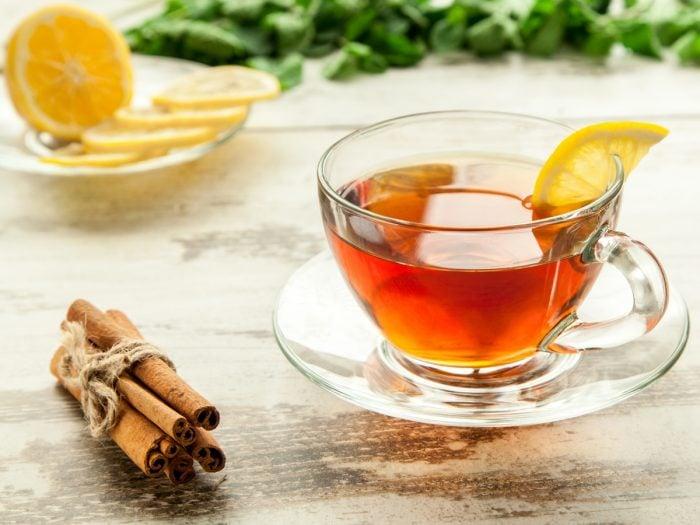 Cup of Cinnamon Tea