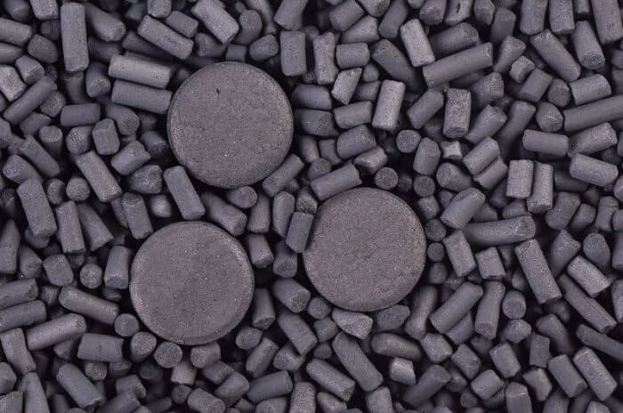activated charcoal tablets and pills