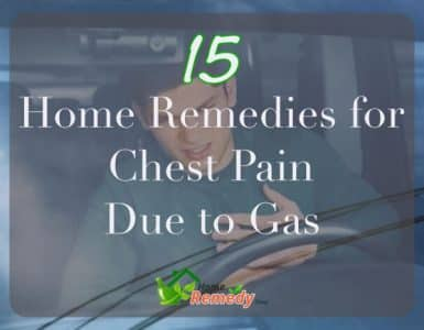 Clear Gas From Chest Naturally