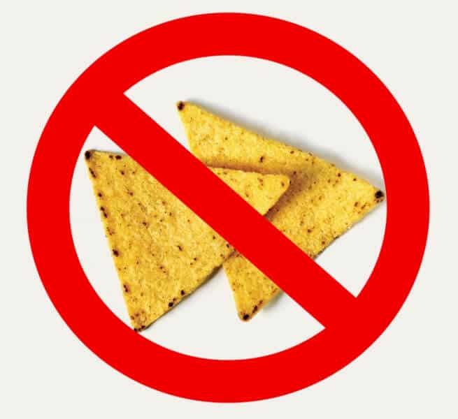 avoid chips
