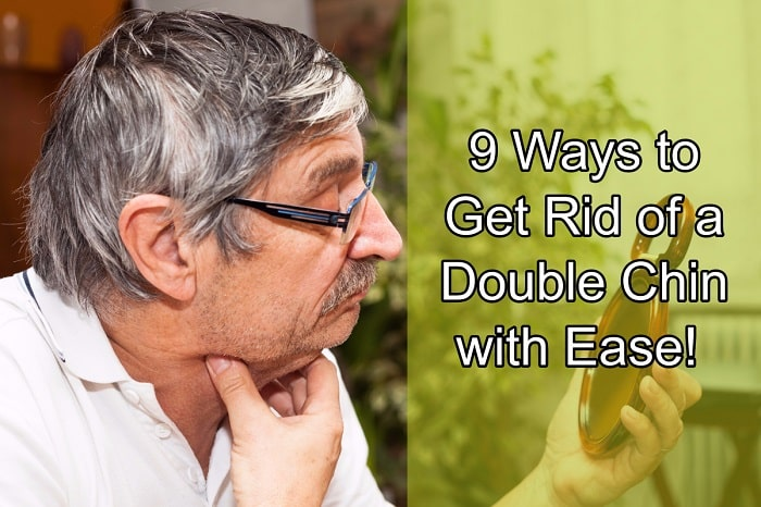 9 Ways to get rid of double chin with ease