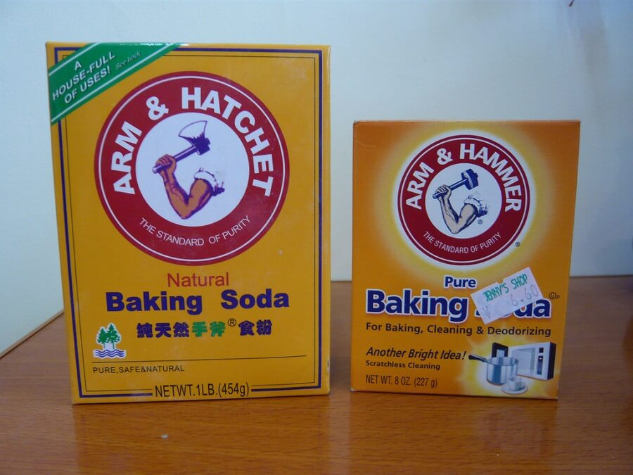Arm and Hatchet Brand baking soda uses