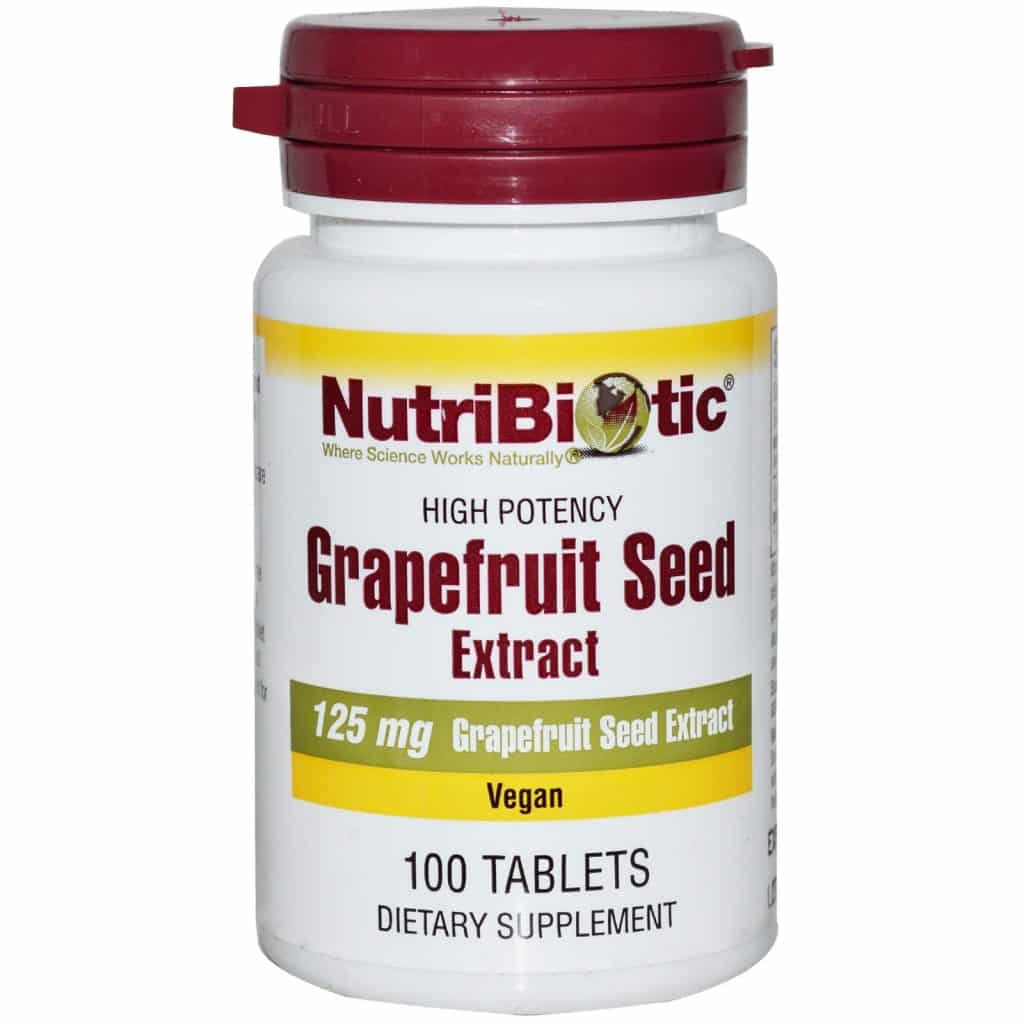 grapefruit seed extract for sinus pressure relief