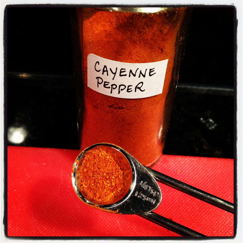 cayenne pepper part of the home remedies for scabies list