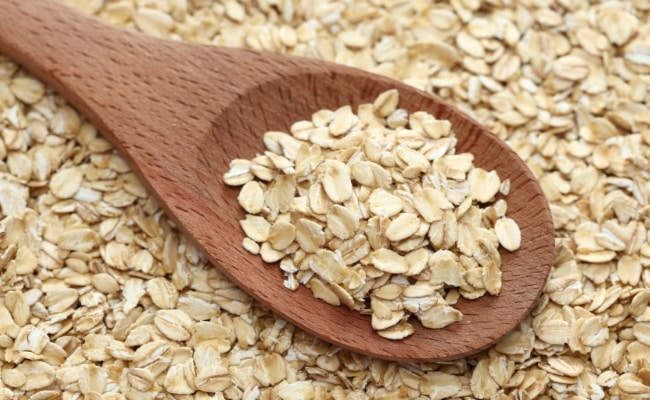 rolled oats treatment for baby heat rash