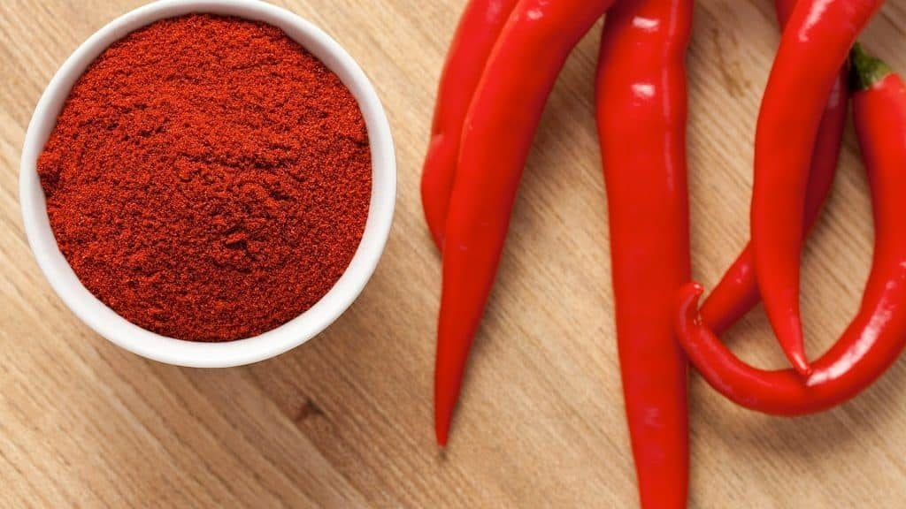 cayenne pepper as a strep throat treatment