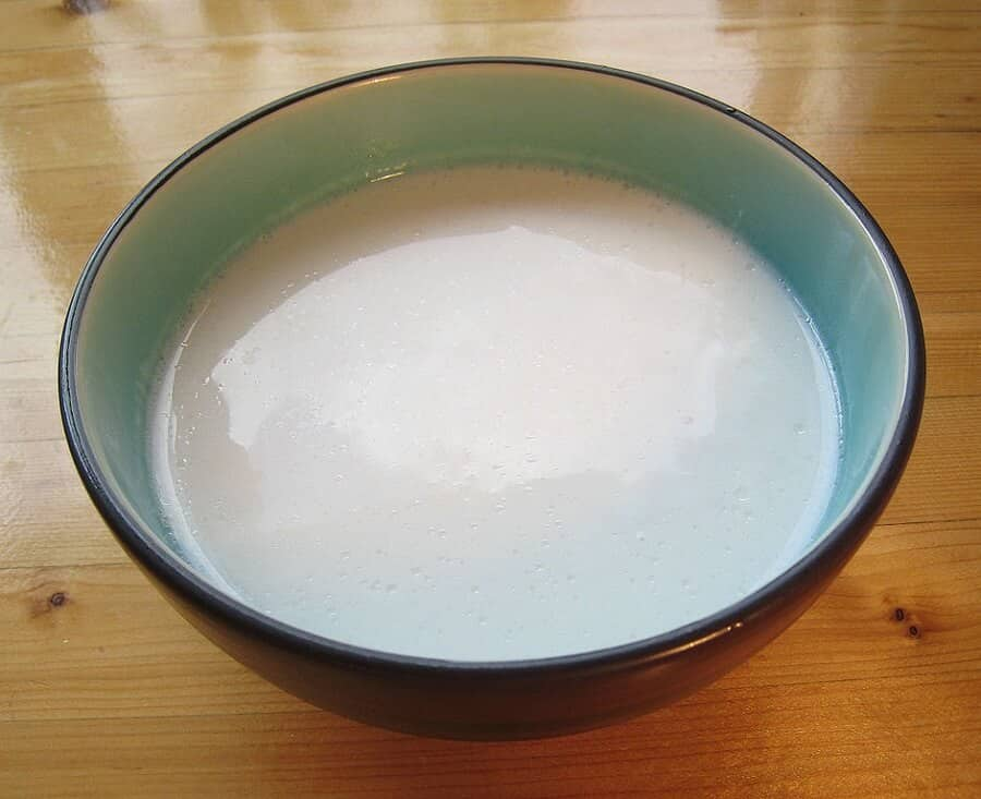 Bowl of Milk