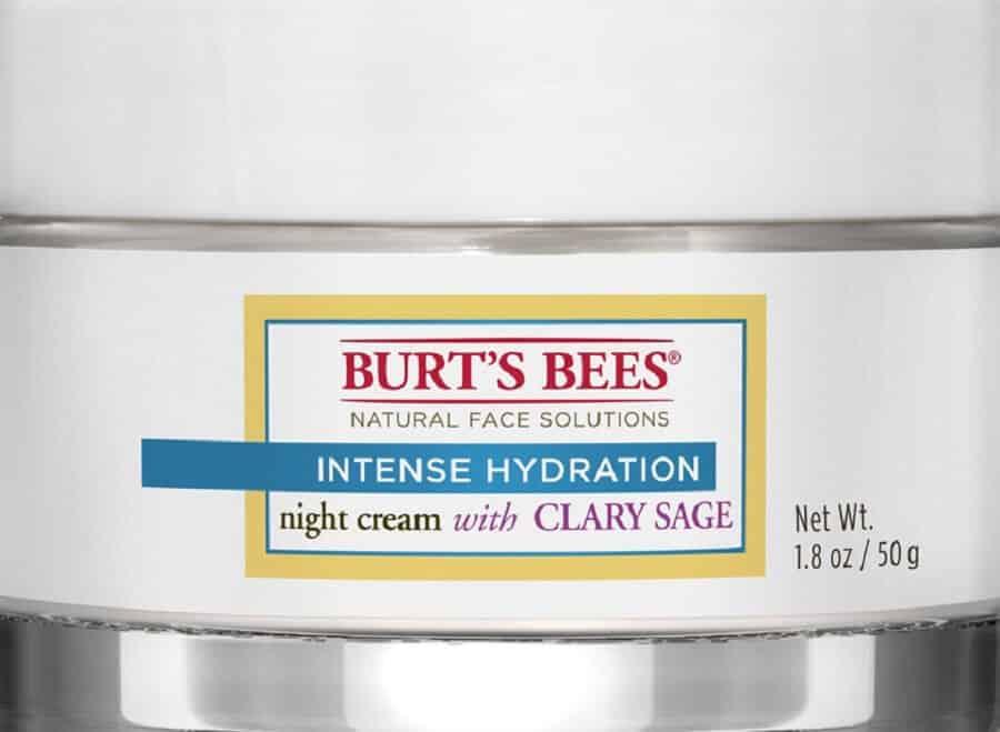 Burt's Bees containing probiotic supplement