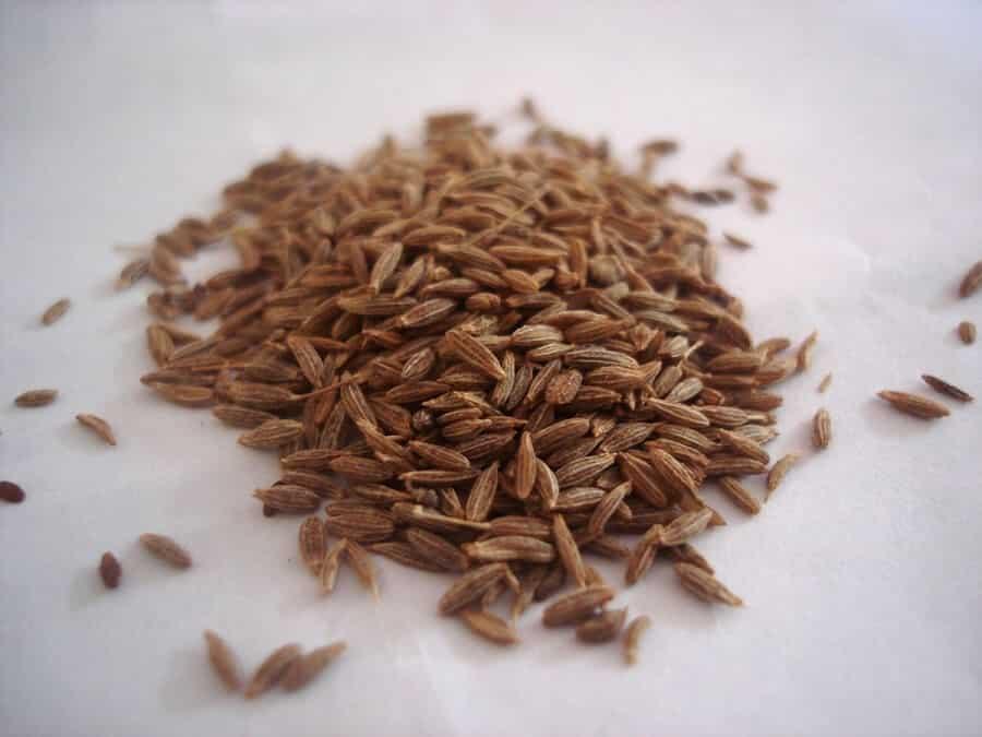 Cumin Seeds Brown Spots on Hands