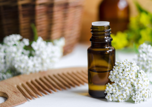 Essential Oils For Hair Health