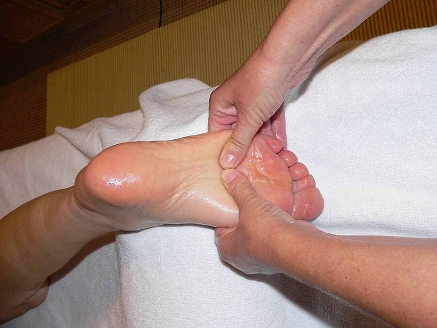 Foot Masssage Burning Sensation in Feet