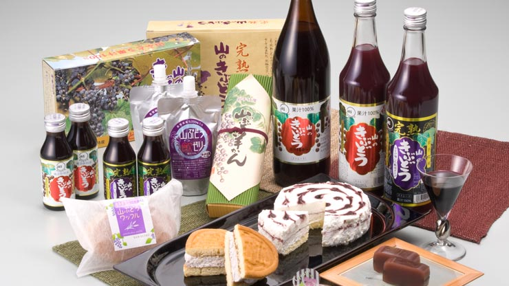 grape food products