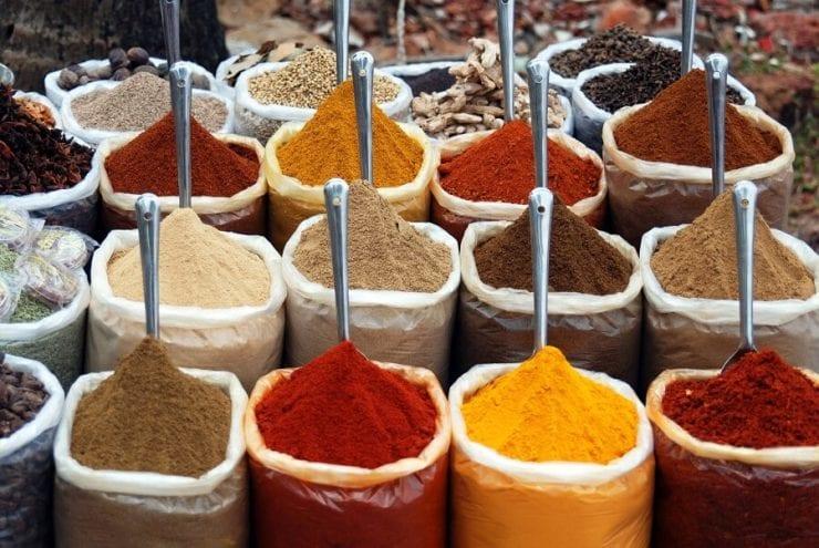 Indian saffron extract supplement