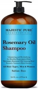 Majestic Pure Rosemary Shampoo