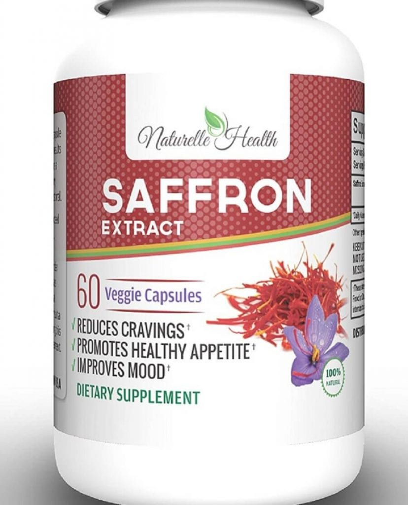 Naturelle Health saffron extract supplement