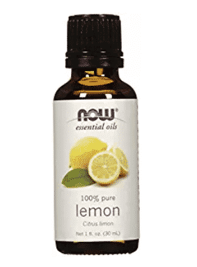 best organic essential oils - Now Foods Lemon
